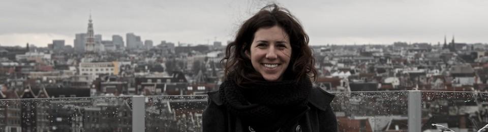Rachel (was) in Amsterdam