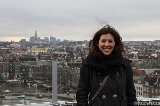 Rachel in Amsterdam