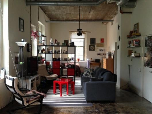 Shangrilado - Living Room
